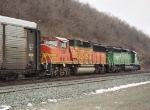 BNSF 138